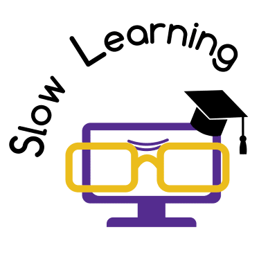 slow learning logo1 400p